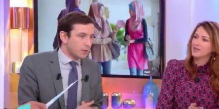 LREM-debattra-lundi-des-propos-controverses-du-depute-Aurelien-Tache-qui-a-compare-voile-islamique-et-serre-tete